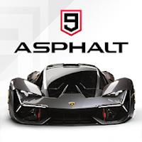 Ícone do Asphalt 9: Legends - 2018's New Arcade Racing Game