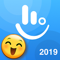 Ícone do Teclado TouchPal + Emoji