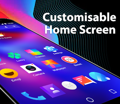Bling Launcher Live Wallpapers Themes 140 Android