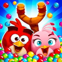 Ícone do Angry Birds POP Bubble Shooter