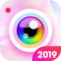 Cámara de belleza, Editor de Fotos - Sweet Camera apk icono