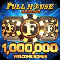 Full House Casino - Free Slots Simgesi