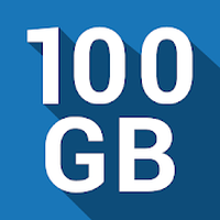 Ícone do 100 GB Free Backup - Degoo