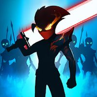 Stickman Legends - Ninja Warriors Games icon
