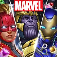 Ícone do Marvel Puzzle Quest