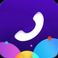 Icône de Phone Caller Screen - Color Call Flash Theme