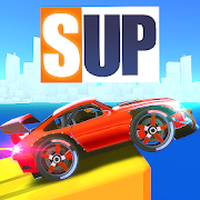 SUP Gioco di Corse Multiplayer