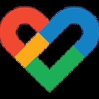 Εικονίδιο του Google Fit: je gezondheid en activiteit bijhouden