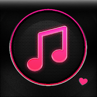 Ícone do Music Player : Rocket Player