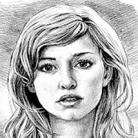 Ikon Pencil Sketch