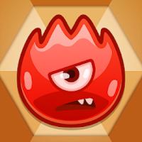 Hexa Blast: Drie Op Een Rij icon
