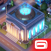 Εικονίδιο του City Mania: Town Building Game