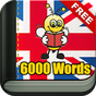 Learn English Vocabulary - 6,000 Words 5.7.2