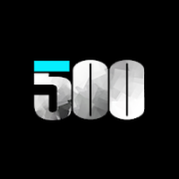 500 fonts - Text on photos Simgesi