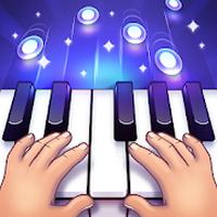 Иконка Бесплатное пианино-приложение