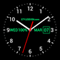 Analog Clock Live Wallpaper-7 4.0