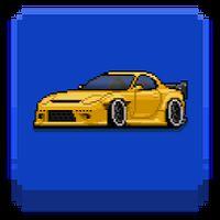 Icône de Pixel Car Racer