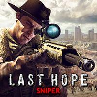 Icône de Last Hope Sniper - Zombie War