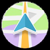 Ícone do Oi Mapas