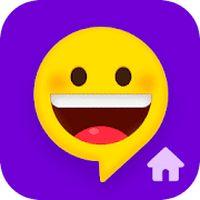 Icône apk Quick SMS Launcher: Emoji, Customize Chat