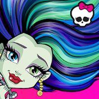 Ícone do Salão de Beleza Monster High™