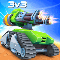 Ícone do Tanks A Lot! - Realtime Multiplayer Battle Arena