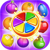 Ícone do Fruit Land – A aventura match3