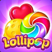 Ikon Lollipop: Sweet Taste Match3