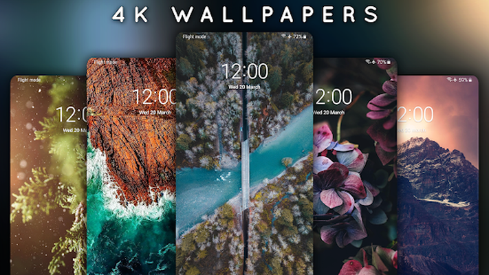 4k Wallpapers 4k Full Hd Backgrounds 1622 Android