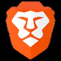 Icône de Brave Browser: Fast AdBlock