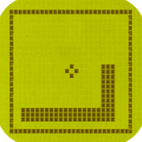 Snake 97 Retro telefon klasiği Simgesi