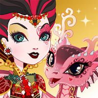 Ícone do Ever After High™: Baby Dragons