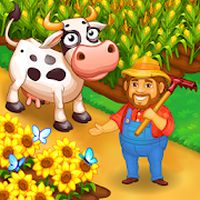 農場 Farm Town™: Happy Day アイコン
