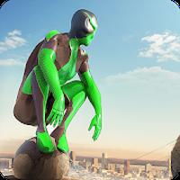Ícone do Rope Frog Ninja Hero - Strange Gangster Vegas