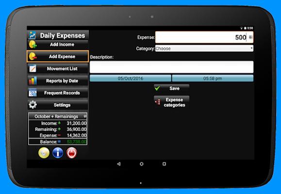 Daily Pengeluaran 2 Android - Free download Daily Pengeluaran 2