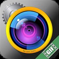 High-Speed Camera (GIF,Burst) apk icon