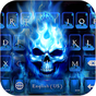 Flaming Skull Kika Keyboard 57.0