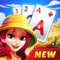 Solitaire TriPeaks Journey - Free Card Game Simgesi