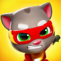 Icono de Talking Tom Hero Dash
