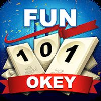 Fun Okey 101 Online icon
