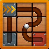 Roll the Ball®: slide puzzle 2 apk icon