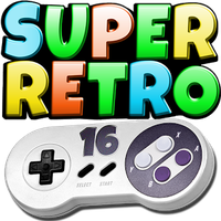 SuperRetro16 (SNES) アイコン
