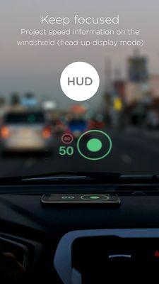 Image 2 of Speedometer by HUDWAY