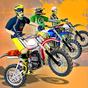 Dirt Bike Cop Race Free Flip Motocross Racing Game 8