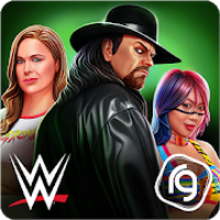WWE Mayhem Simgesi