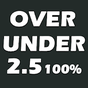 Over/Under2.5 Tips - Predictions Foot 1.5
