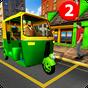 Symulator jazdy rikszą - Prowadź nowe gry 1.1