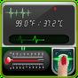 Проверка температуры тела: термометр  APK