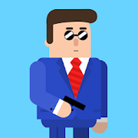 Mr Bullet - Spy Puzzles icon