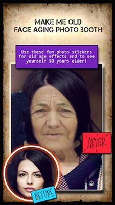 Aging Faces Photo - Grow Old App Screenshot apk 3